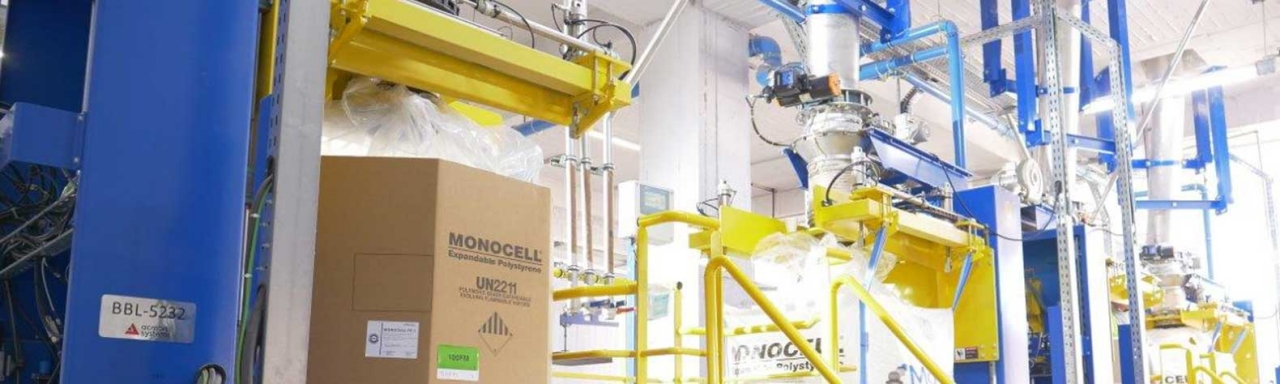 A unique EPS manufacturing plant